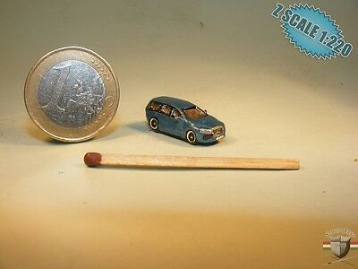 Volvo XC70 Z scale 1/220 hand-painted metal model