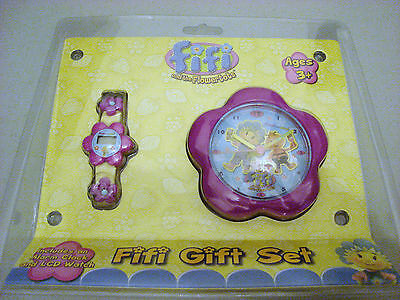 New fifi and the flowertots clock and watch