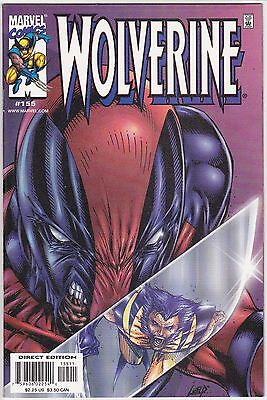 Wolverine 155 NM All Along the Watchtower Part 2 Wolverine vs. Deadpool