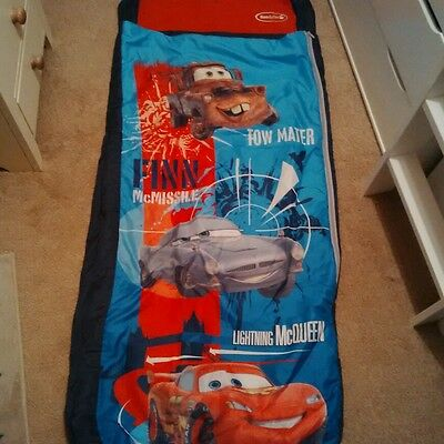 Ready Bed - Cars - kids inflatable bed