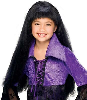 Wicked Seduction Wig Witch Sorceress Grey Gothic Up Halloween Costume Accessory