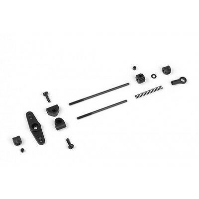 XRay NT18 Brake/Throttle System Set - XR386400