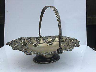 Silver Plated Fruit Bowl (FREE P&P)