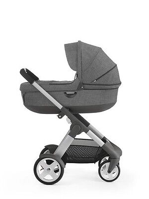 Stokke Crusi Stroller With Seat And Bassinet