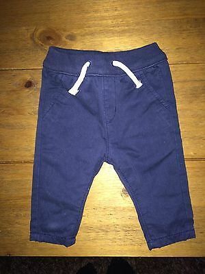 next boys 3-6 months Trousers