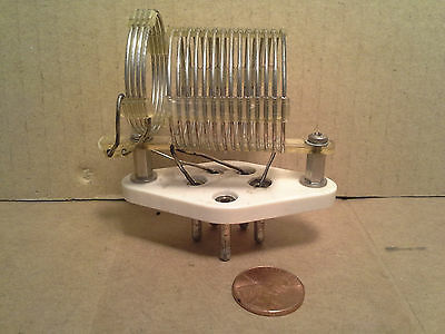 Amateur Radio Air Inductor (2) Coils