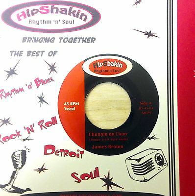Same Thing - Gino Parks Motown - Chonnie On Chon - James Brown - Ftm Rockabilly