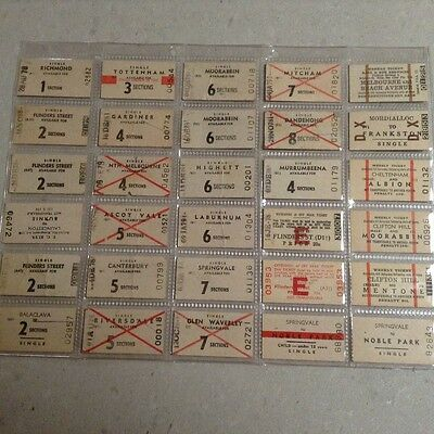 VR train tickets 30 in total
