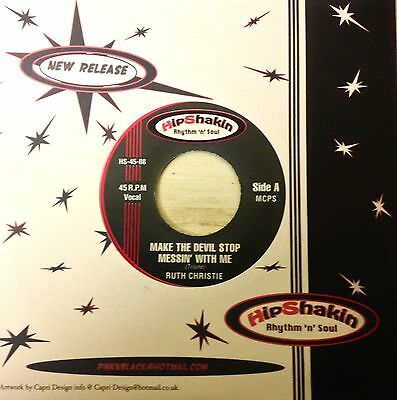 Make The Devil Stop Mession' With Me - Ruth Christie - Whirlpool - Ruth Christie
