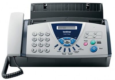 Brother Faxgerät FAX-T104