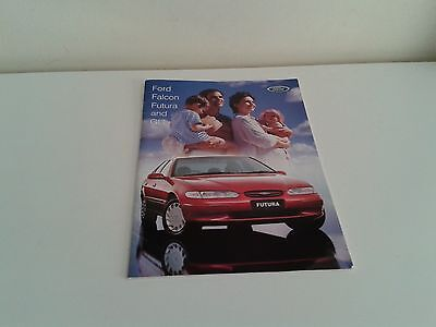 Sales Brochure, Ford Falcon EL