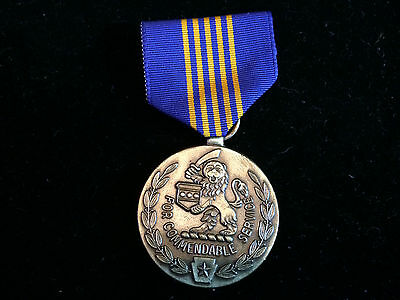 Pa. National Guard for Commendable Service Medal