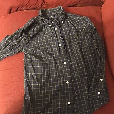 Boys Size 7 Ralph Lauren long sleeve shirt Excellent Cond. Non smoking Polo