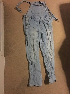 mens denim dungarees