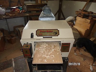 Foley Belsaw 12 inch planer/molder with saw attachment