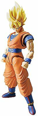 Bandai Figure-Rise Standard Super Saiyan Son Goku 'Dragon Ball Z' Building Kit