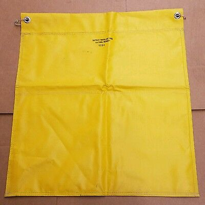 "Hastings Fiberglass 7254 Drawstring Bag 25""x28"" Lineman Pole Lot of 4"