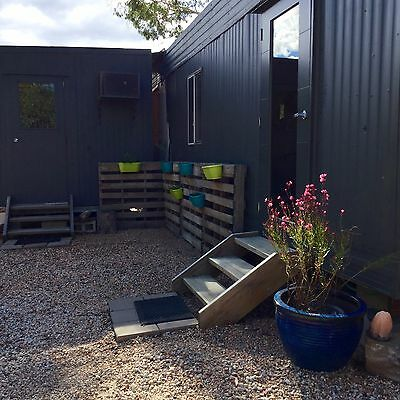 'The Sanctuary' A fully transportable tiny home!