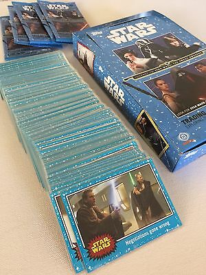 Star Wars 2015 Journey To The Force Awakens Base Set 110 Trading Cards
