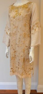 Embroidered Kurta By Agha Noor Latest Style