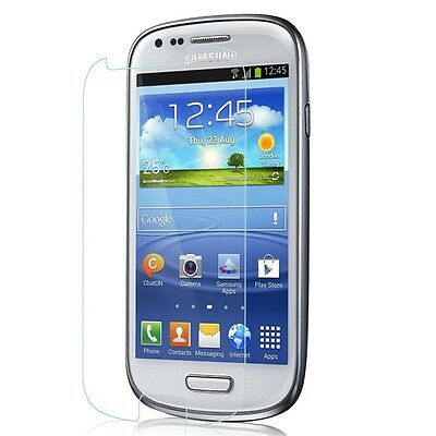 100% Tempered Glass Film Screen Protector for SAMSUNG GALAXY S3 Mini New