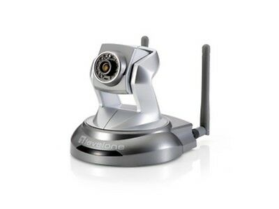LevelOne WCS-6020 2-Megapixel Day/Night Wireless P/T NW Camera