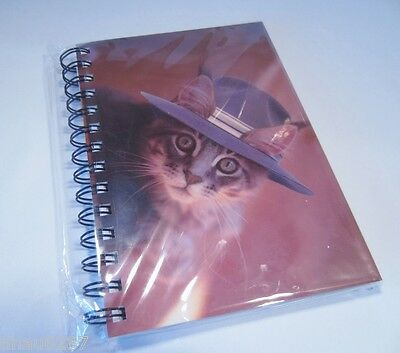 Maine Coon Kitten Cat Spiral Notebook by Aspen Light Imaging - Carol Gault