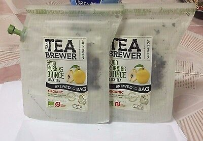 Denmark Grower 's Cup Hot Black Tea Citrus Peels Natural Flavour Travel Camping
