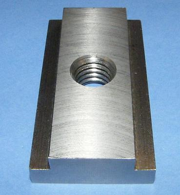 Extra Long T Nut for South Bend 9 and 10K Lathe Tapped for M14 X 1.5 thread