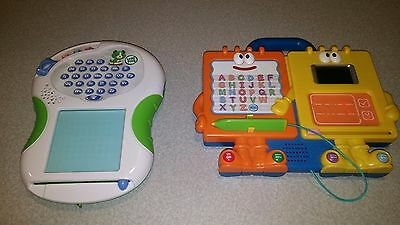 LeapFrog Scribble & Write + V-Tech Write and Learn Excellent Educational Toys