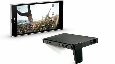 Sony Mp-Cl1 Mobile Hd Projector + Pouch