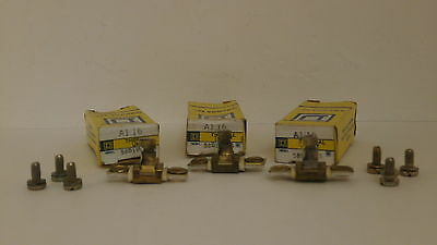 Square D Thermal Unit Heaters *set Of 3*  A1.16 *new Surplus*