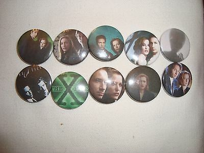 X-Files  Job Lot 10 x  Badges