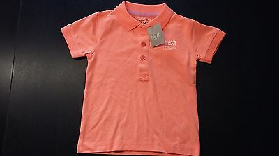 BNWT Boys Next Polo Shirt / Tshirt - Age 12-18 Months