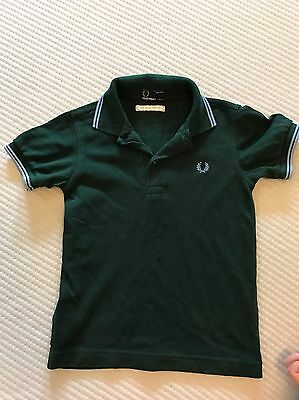 Fred Perry Kids T.Shirt Size 4-5
