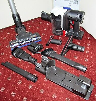 DYSON DC45 STICK VACUUM CLEANER Cordless Bagless, motorhead+Extra Accessories