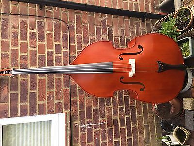 Double bass 3/4 size