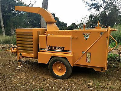 VERMEER Wood Chipper BC1800 A