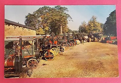 Jhb47 - Postcard - Bressingham Collection Of Steam Engines - Used