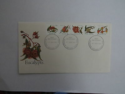 1982 Australian Eucalypts  first day cover