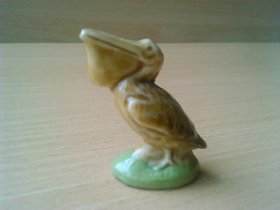 Wade Whimsie Pelican From Set Nine English Whimsies C.1978