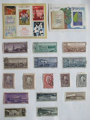 Russia - Small Collection.