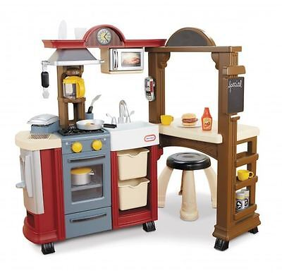Tikes Kitchen & Restaurant - Red - 48 Hour Delivery