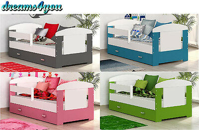 Beds for kids children COLOR 160x80 cm DRAWER FREE mattress VERY GOOD QUALITY!