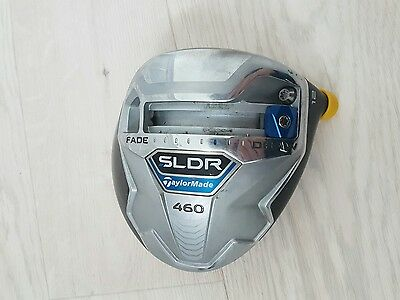 Taylormade SLDR 460 Driver Head Only / 12 degree / Great Condition