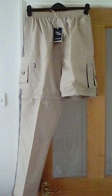 Mens casual trousers/shorts