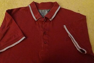 ***mens Easy Polo Shirt.  Size M***