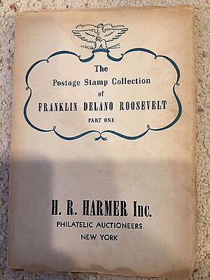 The Postage Stamps of Franklin Delano Roosevelt Part One Catalog with Prices Rea