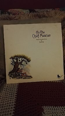 Candle To the chief musician uk private folk rock xian Vg+
