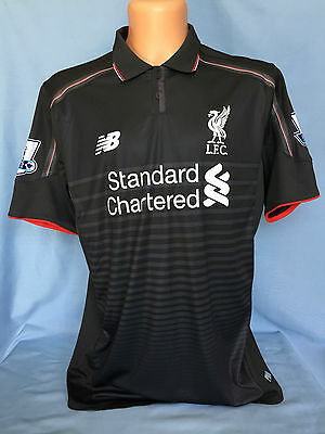 Liverpool FC Match Issue 2014/15 Shirt Maglia Camiseta Trikot Maillot